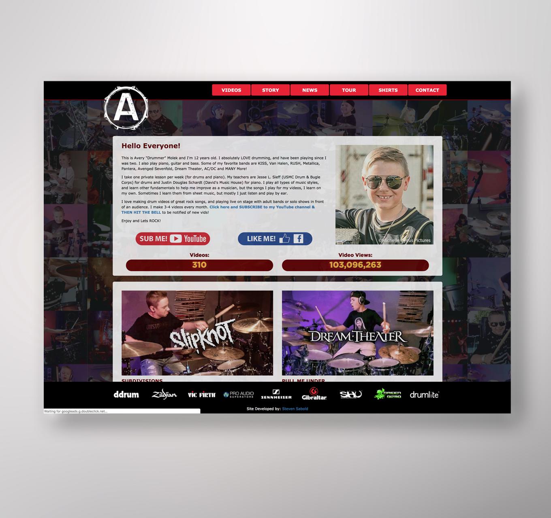 averydrummer.com